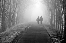Im Nebel - Uwe Müller - Annahme