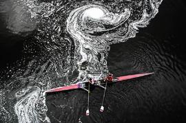 Auf dem Ottawa River - Dr. Helmut Oberritter - Annahme